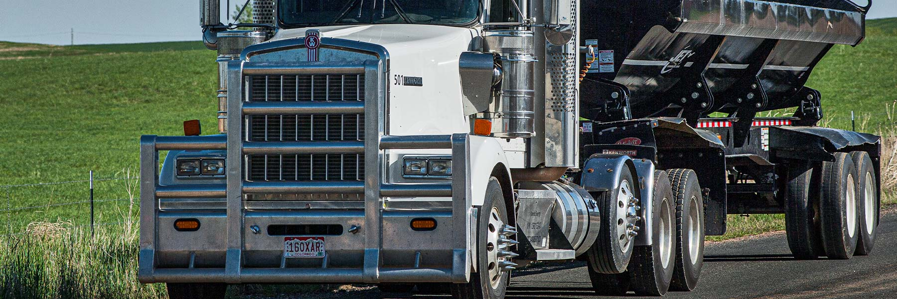 Trucking and Transportation - Kinetic Industry