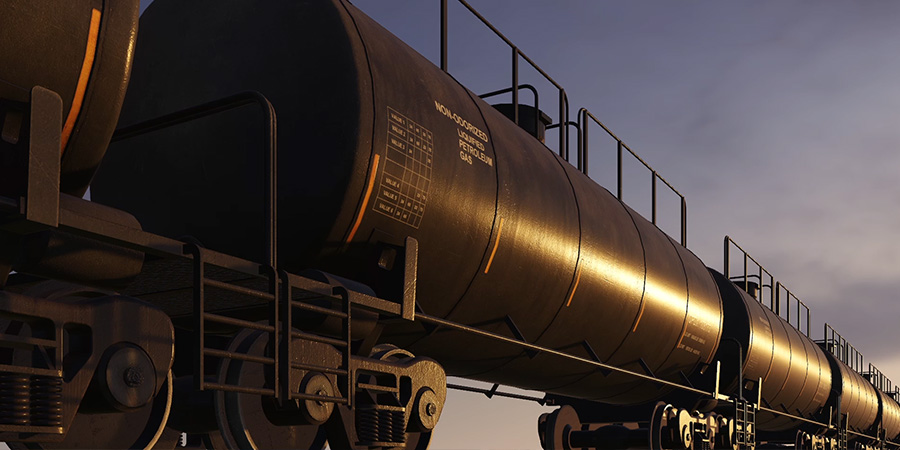 Rail Transportation Industry - Kinetic Hydrovac