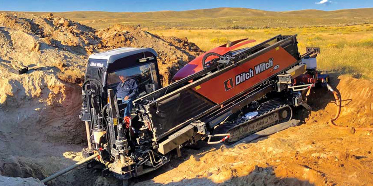 Directional Drilling in Environmentally Sensitive Area near Walden, CO